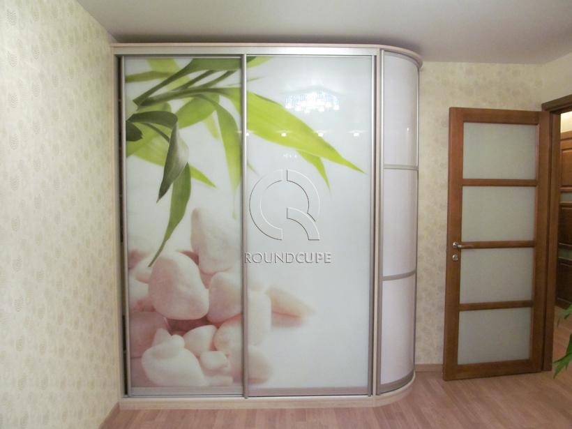 фотопечать на шкафах купе широкие возможности для дизайна шкаф с