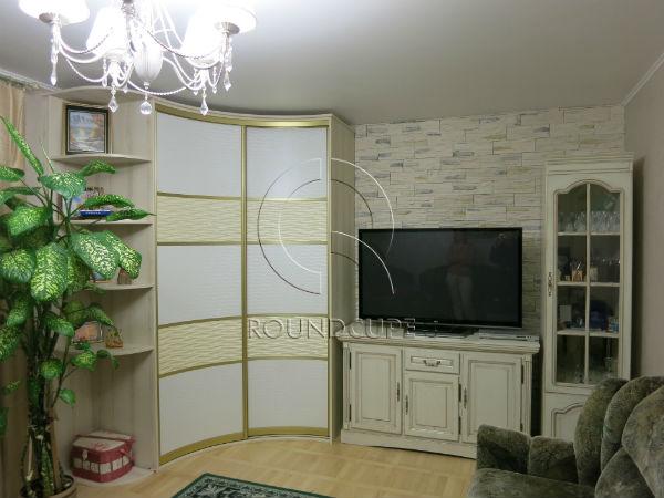 Радиусные Шкафы В Гостиную Москва